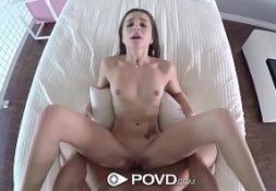 Mulher fazendo sexo com o cara todo taradão