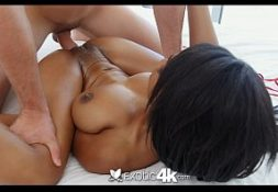 Sexo amador brasil negra peituda cavalgando gostoso